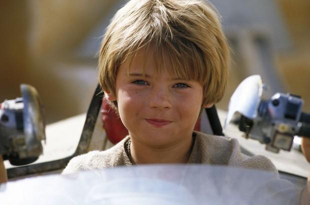 Jake Lloyd em Star Wars: Ameaça Fantasma (Foto: Divulgação)