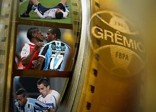 Carrossel Grêmio Eliminações 280 (Foto: Infoesporte)