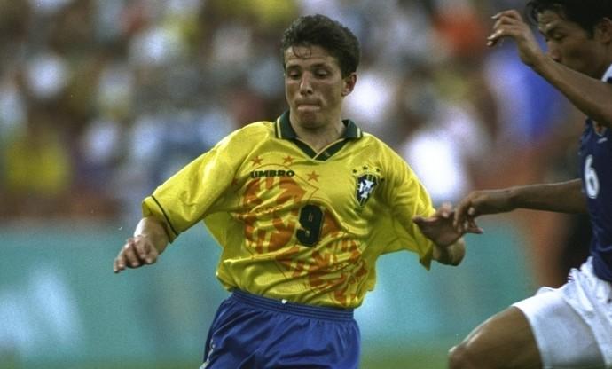 Juninho seleção olímpica 1996 (Foto: Getty Images)