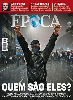 Capa - Edição 786 (Foto: ÉPOCA)