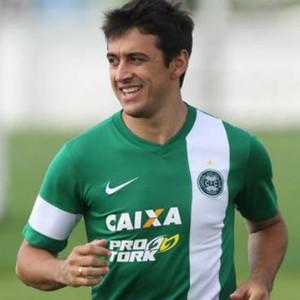 Robinho Coritiba (Foto: Divulgação / Site oficial do Coritiba)