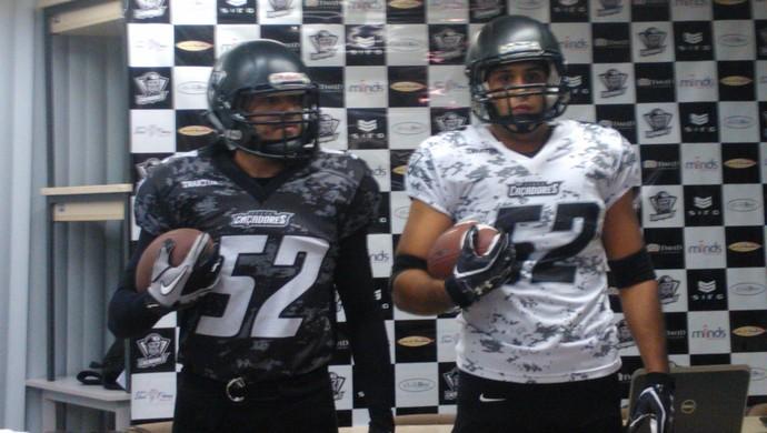 Dragões do Mar e Cangaceiros anunciam união das equipes para 2014: Ceará Caçadores (Foto: Juscelino Filho)
