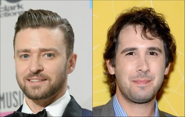 Os cantores Justin Timberlake e Josh Groban nasceram no início de 1981. (Foto: Getty Images)