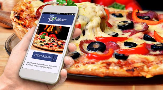 O aplicativo já está presente em 180 restaurantes de todo o país e espera chegar em 850 no próximo ano (Foto: Divulgação)
