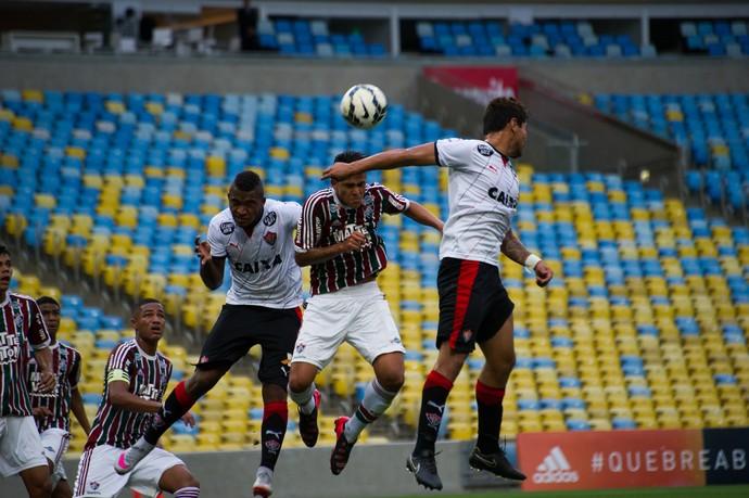 fluminense sub-20 vitória (Foto: Bruno Haddad / Fluminense)