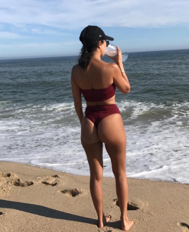 Kourtney Kardashian (Foto: Reprodução/Instagram)