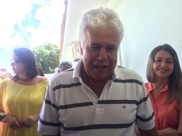 José Thomaz Nonô diz que pretende colocar OSs para gerir postos de saúde (Foto: Michelle Farias/G1)