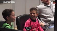 frame Casillas crianças