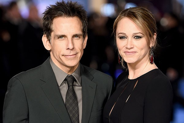 Ben Stiller e Christine Taylor (Foto: Getty Images)