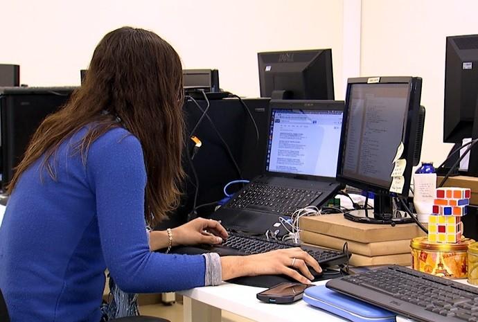 Eles buscam inovação e novidades na rotina de trabalho (Foto: Reprodução / TV TEM)