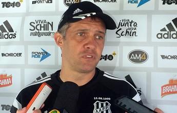 """Eduardo defende repetição na Ponte: """"Time tem jogado bem e consistente"""""""