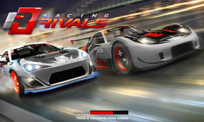 Racing Rivals (Foto: Reprodução)