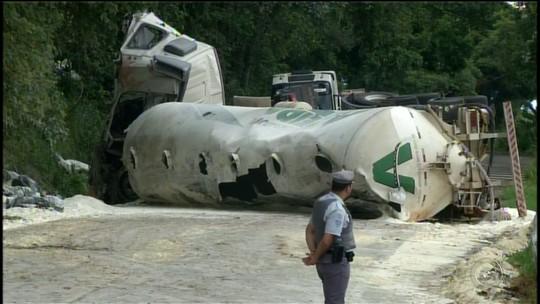 Rodovia tem tráfego liberado 23 horas após acidente com morte