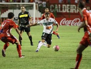 Antônio Denival de Morais (Foto: Divulgação/Site oficial do Coritiba)