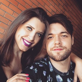 Andressa Ganacin e Nasser Rodrigues (Foto: Reprodução/Instagram)