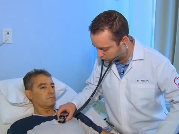 médico, rs, transplante (Foto: Reprodução/RBS TV)