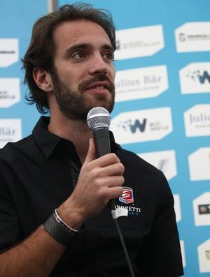 Jean-Eric Vergne Formula E Punta del Este - 13/12 (Foto: Divulgação)