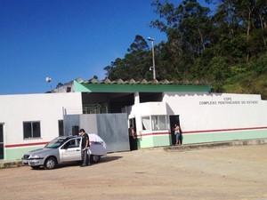 Penitenciária de São Pedro de Alcântara (Foto: Naim Campos/RBS TV)