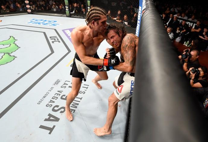 Brian Ortega Clay Guida UFC 199 (Foto: Getty Images)