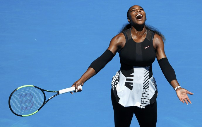 Serena Williams Aberto da Austrália (Foto: Reuters)