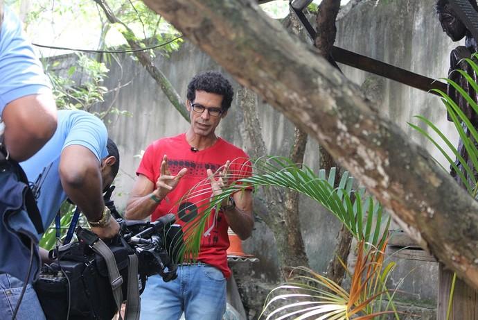 Bastidores Aprovado São Caetano (Foto: Jéssica Lemos)