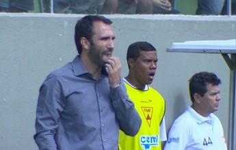 Sérgio Vieira cita Vasco e diz acreditar na permanência do Coelho na Série A