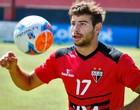 Atlético-GO vence o Vasco de Itaberaí: 3x0 (Guilherme Salgado/Atlético-GO)