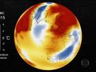 Nasa confirma que 2015 foi o ano mais quente já registrado na história