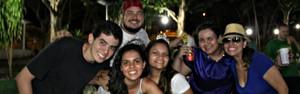 Bloco do Cauxi Eletrizado agrada foliões em Manaus (Romulo de Sousa/G1 AM)