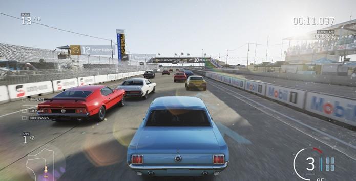 Forza Motorsport 6 Apex chega aos PCs com a mesma qualidade do console (Foto: Reprodução/YouTube)