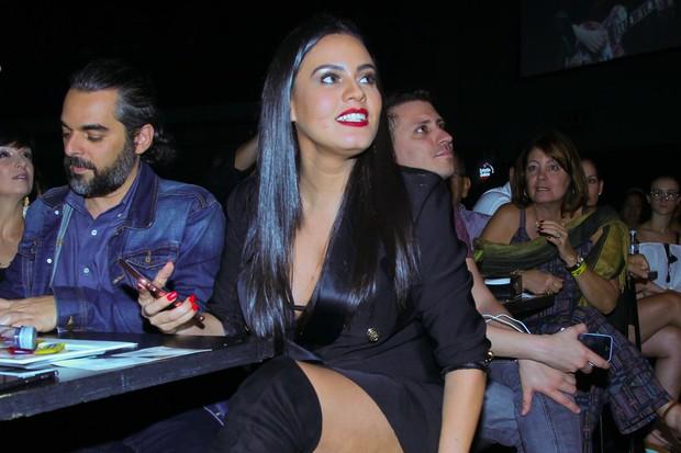 Leticia Lima (Foto: Manuela Scarpa/Brazil News)