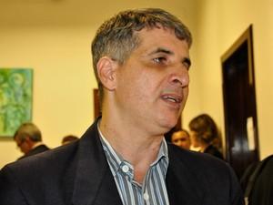 O coronel Antônio Ribeiro Leite deve assumir a Casa Militar. (Foto: Renê Dióz / G1)