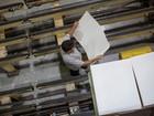 Indústria paulista recua 5,9% em 12 meses, diz Fiesp