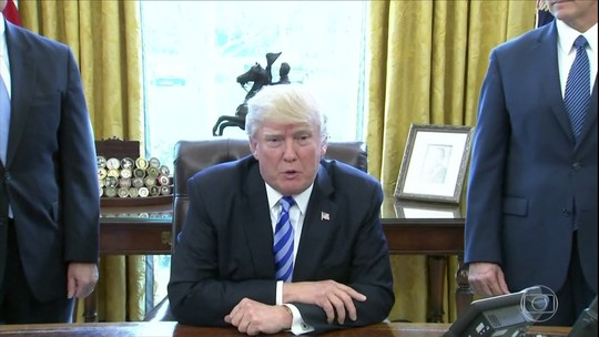Donald Trump perde primeira grande batalha política