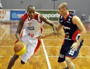 NBB basquete Jefferson Sobral Tijuca x Limeira (Foto: Colin Foster/Divulgação)