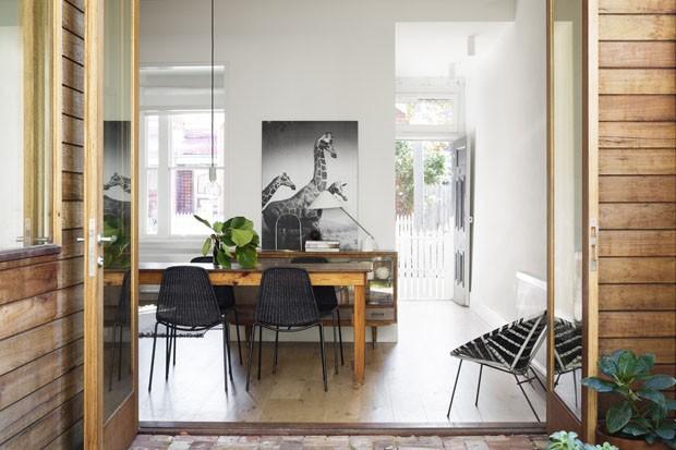 Reforma de casa aposta na simplicidade para surpreender (Foto: Divulgação)