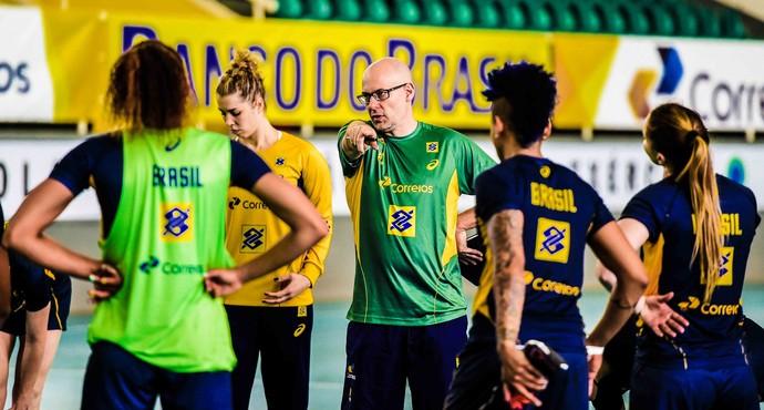 Morten Soubak, Brasil, handebol (Foto: William Lucas/Photo&Grafia)