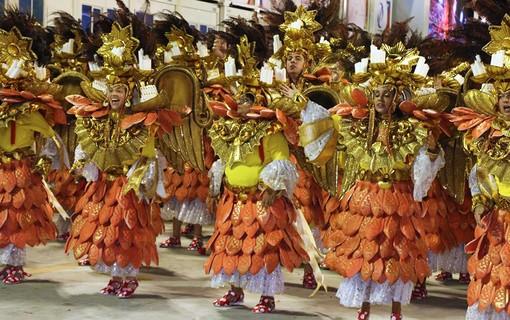 Desfile da Viradouro do Grupo Especial do Rio