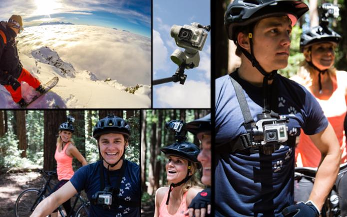 Estabilizador ajuda a manter imagens mais nítidas com as câmeras de ação (Foto: Divulgação/Indiegogo)