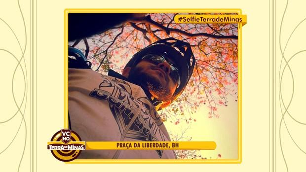 Selfies de telespectadores do Terra de Minas mostram belezas e paisagens do estado ()