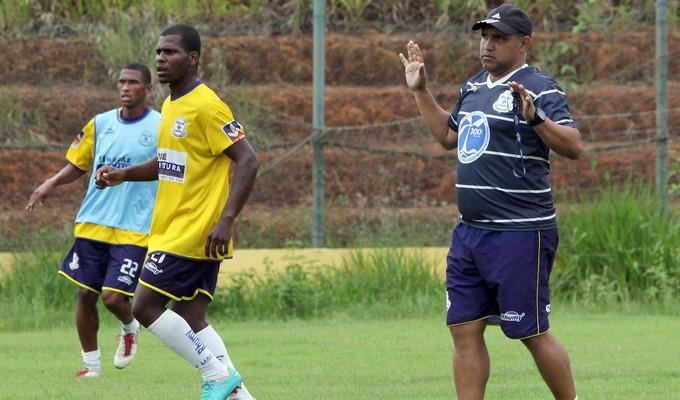 Paulo Henrique Filho, técnico do Macaé (Foto: Tiago Ferreira / Divulgação)
