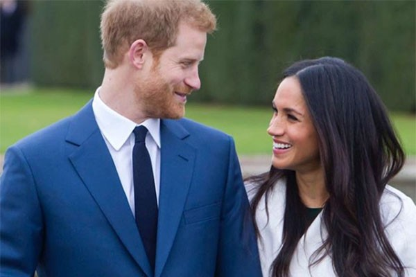Príncipe Harry e Meghan Markle (Foto: Instagram oficial do Palácio de Kensington)