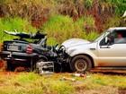 Em estado grave, condutor de carro é transferido para o Hospital Regional