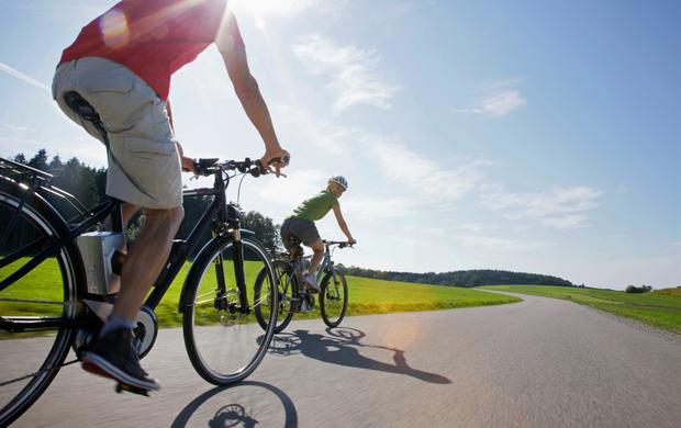 andando de bicicleta euatleta (Foto: Getty Images)