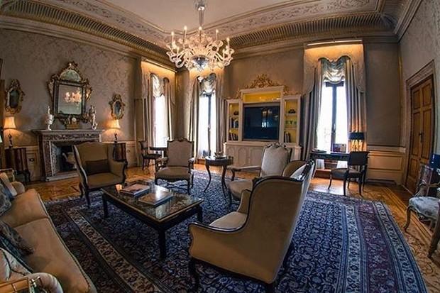 Hotel Danieli - Veneza - Itália (Foto: Reprodução / Instagram)