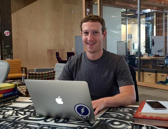 """Mark Zuckerberg, o criador do Facebook: """"É em momentos como esse que estar conectado realmente importa"""" (Foto: Reprodução Facebook)"""