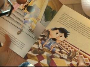 Livro do autor alagoano Thiago Amaral (Foto: Reprodução/ TV Gazeta)
