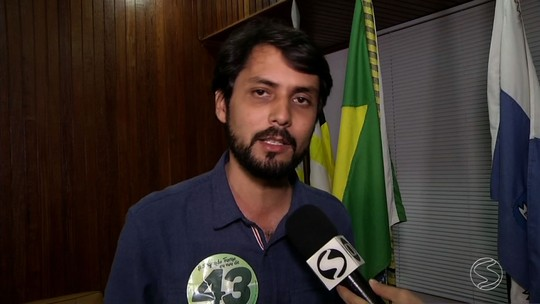 Samuca Silva, do PV, é eleito prefeito de Volta Redonda