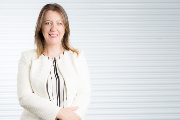 Frida Lickel - nova diretora comercial da Citroën do Brasil  (Foto: Divulgação)