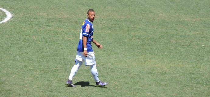 Cesinha, meia do Sub-20 do Cruzeiro (Foto: Divulgação Cruzeiro)